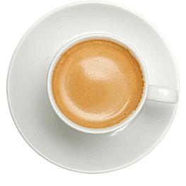 Koffiebonen, cacao, thee en ESE servings