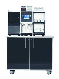 Koffiemachines en koffie voor bedrijven