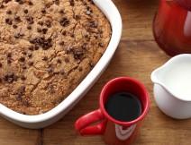 Soft cake met espresso