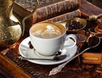 Cappuccino Caffè Pera